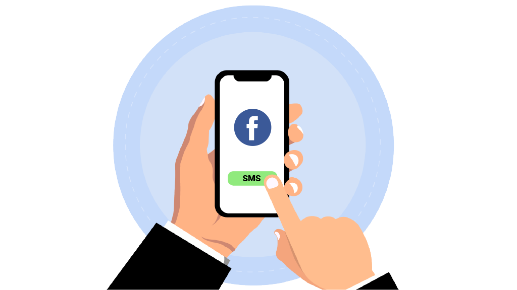 virtual number for Facebook