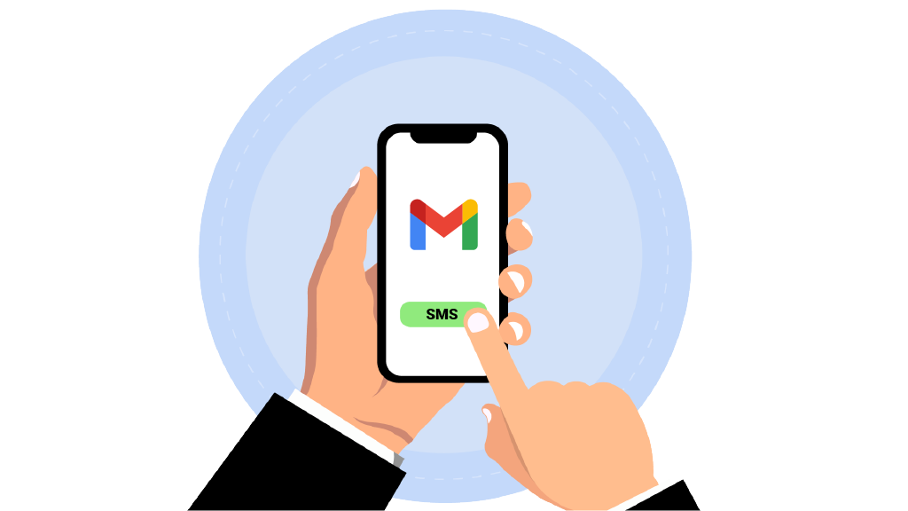 Virtual number for Gmail