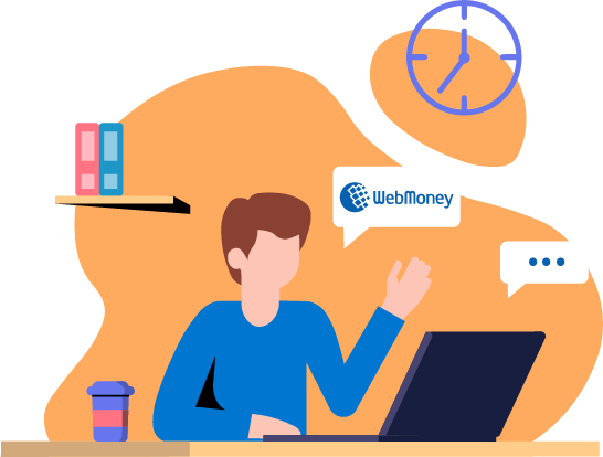 Numbers for Webmoney Registration